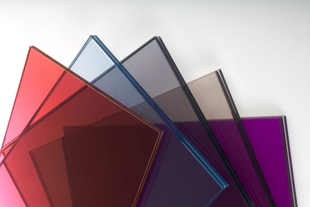 Основные типы листового стекла для интерьера